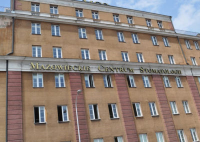 Mazowieckie Centrum Stomatologii – Warszawa