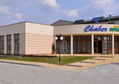 Hotel Chaber – Krzywaczka