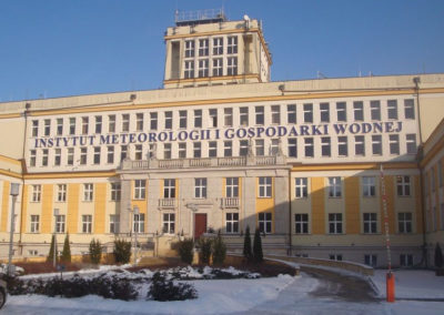 Instytut Meteorologii i Gospodarki Wodnej – Warszawa